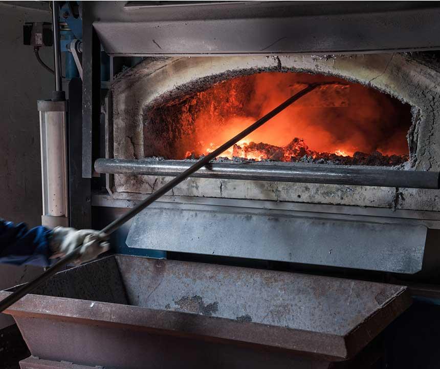 processo di pressofusione alluminio